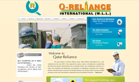 QReliance - SRV InfoTech Project