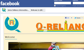 Q Reliance WLL - SRV InfoTech Project