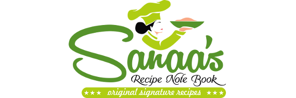 Sanaas Recipe Note Book - SRV InfoTech Project