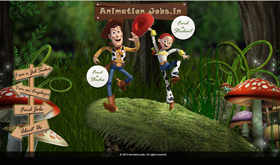 Animation-jobs - SRV InfoTech Project