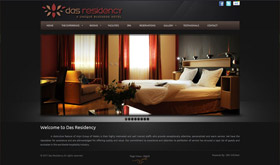 Das Residency - SRV InfoTech Project