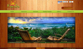 Kanaka Beach House - SRV InfoTech Project