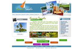 Kuruva-Travels - SRV InfoTech Project