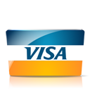 Pay by Visa Cards